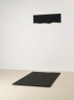 acrylic on plywood<br>96 x 48 x 96 in (244 x 122 x 244 cm)<br>Currently at David Zwirner Gallery, New York
